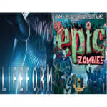It Came From the Tabletop! - Lifeform and Tiny Epic Zombies