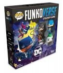 Funkoverse Strategy Game: DC Comics