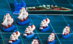 Admiral game system - a real sea adventure