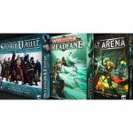 Warhammer Triple Threat- Storm Vault, Combat Arena, Dreadfane Review