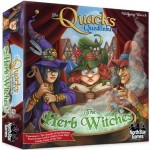 The Quacks of Quedlinburg: Herb Witches Expansion