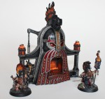 Ben's Magmic Battleforge - A Painting Guide