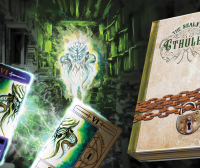 The Seals of Cthulhu - Kickstarter Launched!