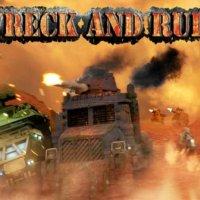 Wreck and Ruin - apocalyptic vehicle miniature violence - Kickstarter Launch!