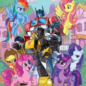 Renegade Game Studios Expands Partnership with Hasbro with G.I Joe, Transformers, and My Little Pony