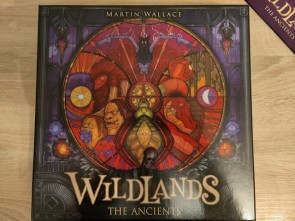 Wildlands - The Ancients - Osprey Games - Board Game Review