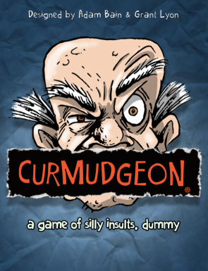 Curmudgeon - a silly game of insults for creative people