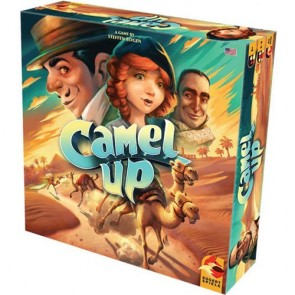 Take the Family to the Races in Camel Up Second Edition