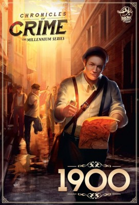 Chronicles of Crime: 1900 - Punchboard Reviews