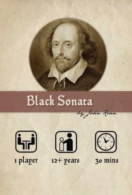 Black Sonata - Punchboard
