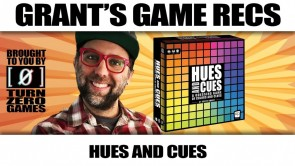 Hues and Cues: A Thoughtful Party Game - Grant's Game Recs