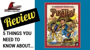 5 Things You Need To Know About Extraordinary Adventures: Pirates