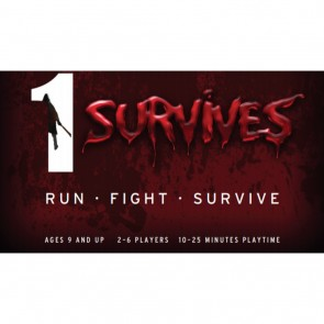 1 Survives Kickstarter