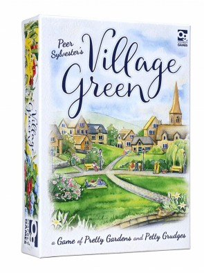 Village Green Board Game