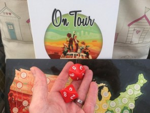 On Tour (Saturday Review)