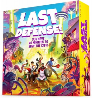 Funko Last Defense Board Game
