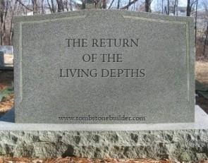 Return of the Living Depths: The Best of the Bottom of BGG Rankings