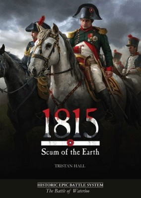 1815, Scum of the Earth on Kickstarter Now