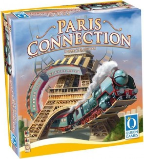 Loop-the-Loop not included - Discount Dive: A Paris Connection Board Game Review