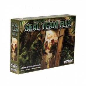 Letters from Sag -- Seal Team Flix