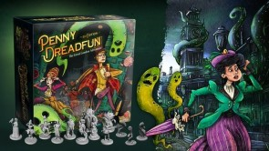 Penny Dreadfun: The Great London Adventure Kickstarter