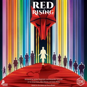Red Rising - Punchboard Reviews
