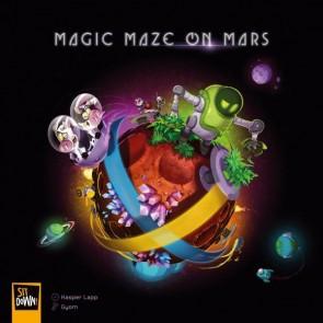 Play Matt: Magic Maze On Mars Review