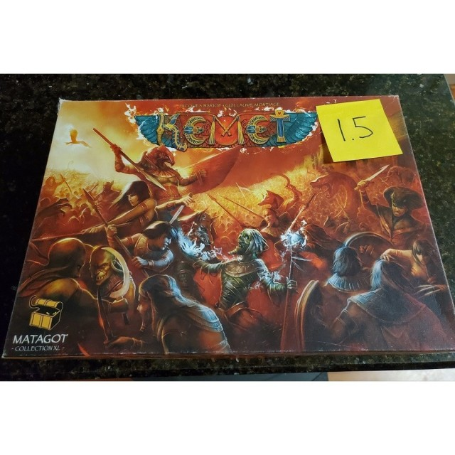 A Look at Kemet's Revised 1.5 Ruleset