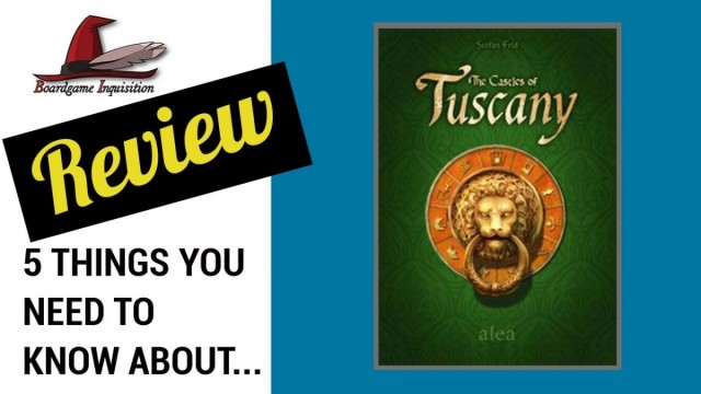 5 Things You Need To Know About The Castles of Tuscany