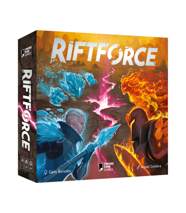 Riftforce - First Thoughts