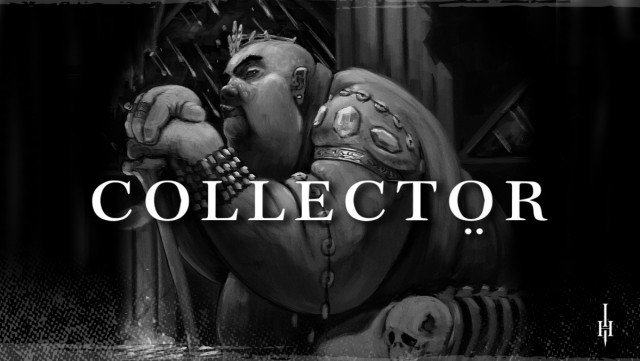 Collector on Kickstarter Now