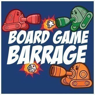 Board Game Barrage 94: Even When You're Losing