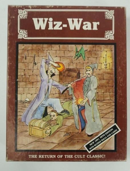 Flashback Friday - Wiz-War - Love It Or Hate It? Do You Still Play It?