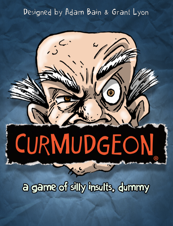 Curmudgeon Board Game in Stores Soon