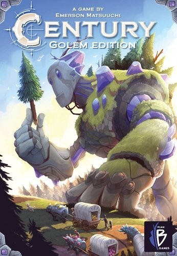 Century: Golem Edition - A Five Second Board Game Review