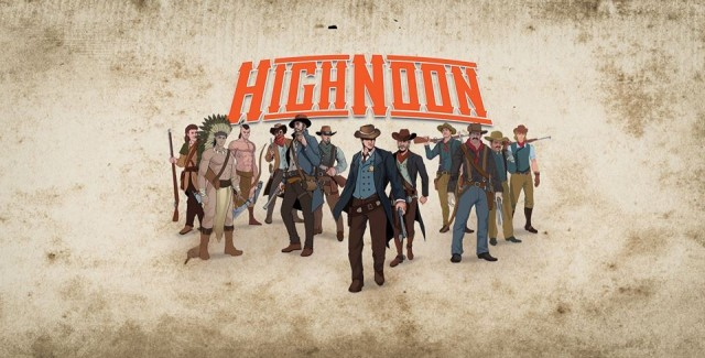 High Noon Announces Kickstarter Launch