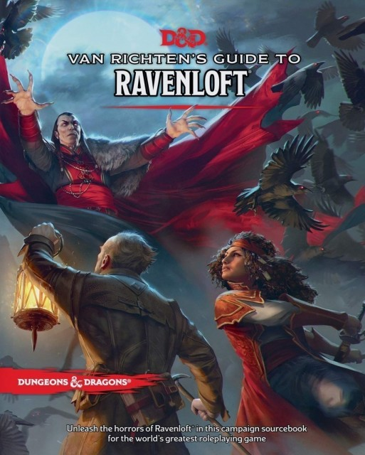 Too Much Horror Business - Van Richten's Guide to Ravenloft Review