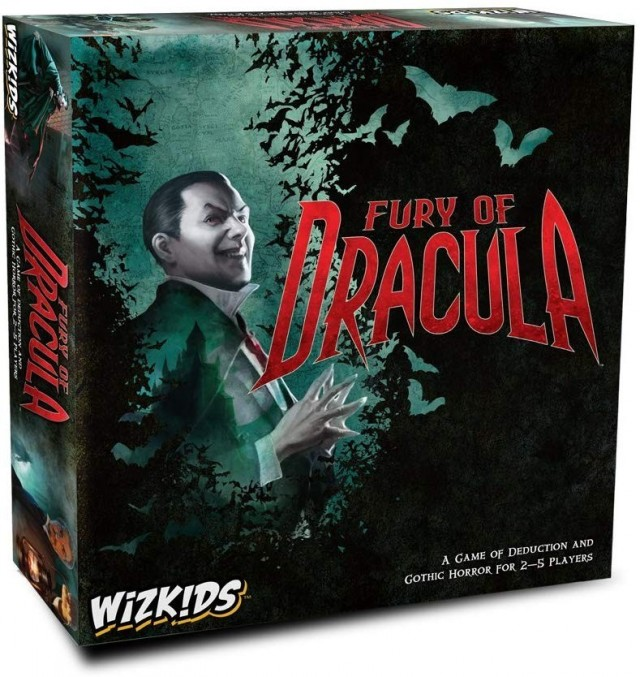 Flashback Friday - Fury of Dracula - Love It or Hate It?