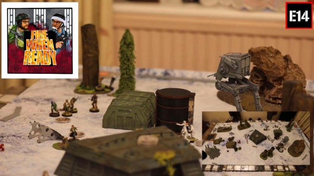 Star Wars: Legion - Imperial Shield Bunker Campaign Playthrough -  Fire When Ready