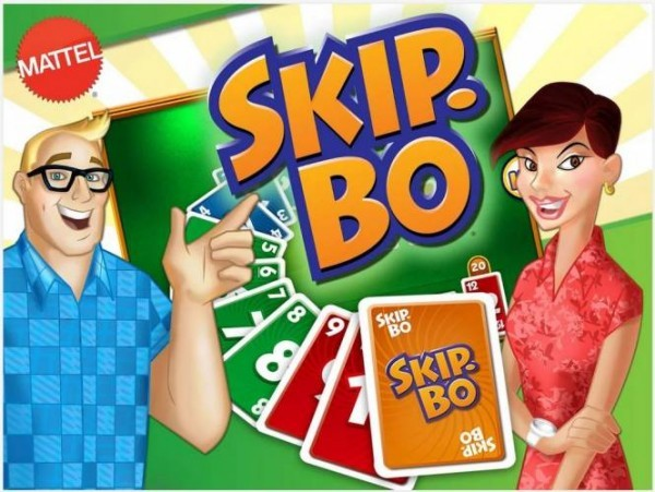 Ken's Thursday Trash Talk - Oh geez....Skip-Bo