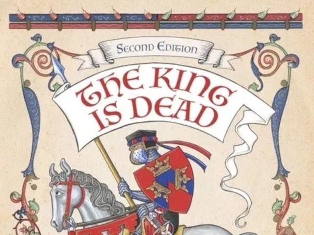 The King is Dead 2nd Edition Review (Digital Eyes)