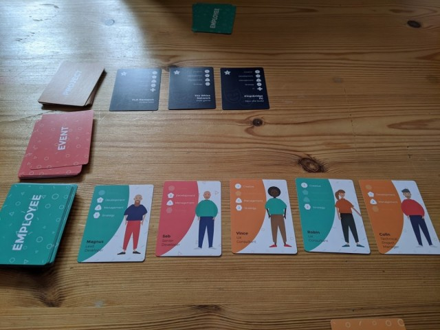 The Digital Agency Game - Review