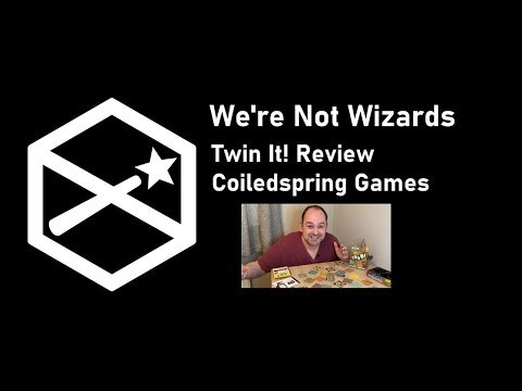 Twin It! Review - Coiledspring Games