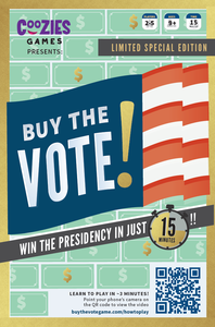 Buy the Vote! Now on Kickstarter