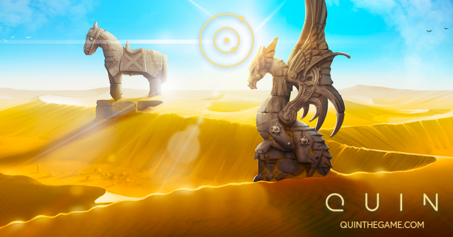 Quin - 1v1 Strategy in the Quantum Realm - on Kickstarter Now