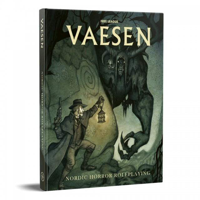 Vaesen RPG - A Player's Review