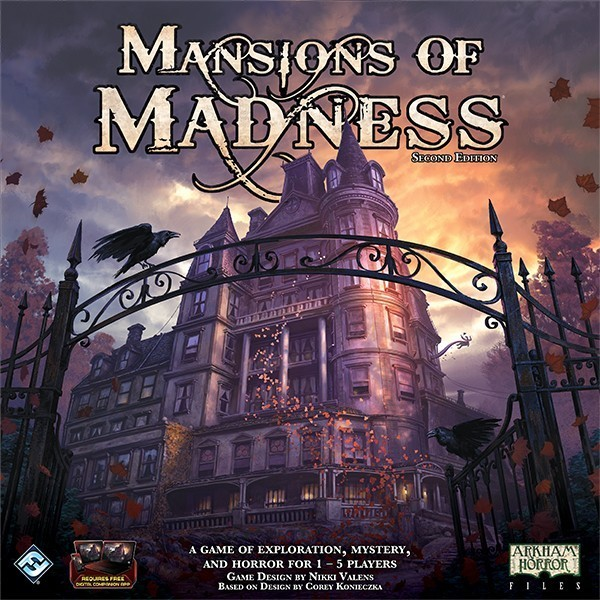 Mansions of Madness Q&A