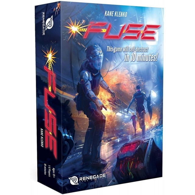 I'm About to Blow! - Fuse Board Game Review