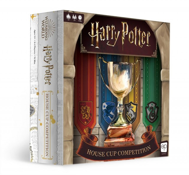 Harry Potter: House Cup Competition Announced