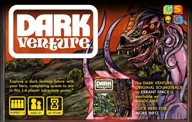 Is Dark Venture a Mini Magic Realm?